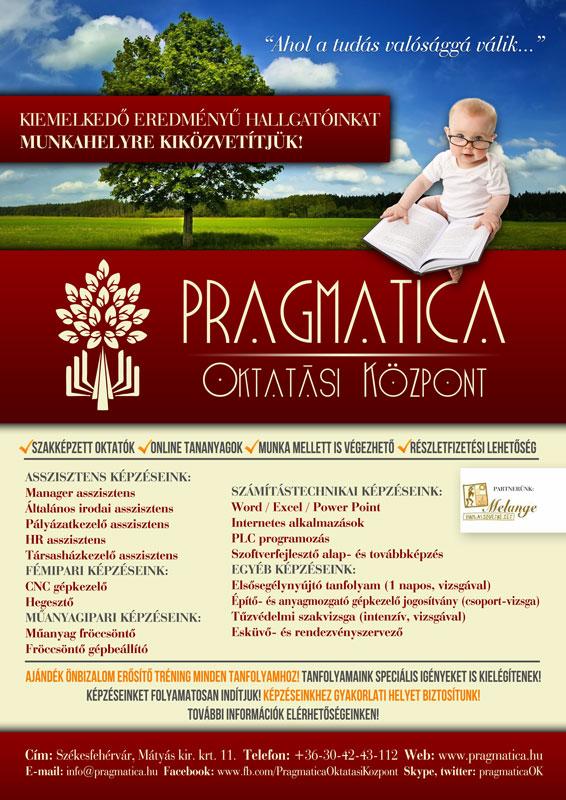 Pragmatica Oktatási Központ