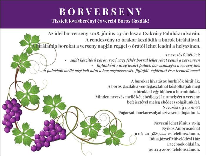 borverseny